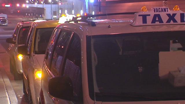 Taxi Cab Generic_24154