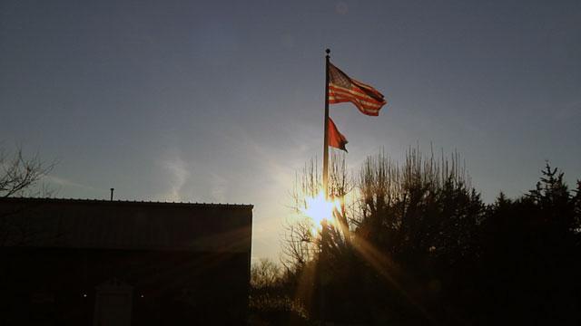 American flag_22290