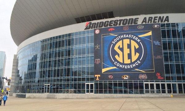SEC tournament 2015, Bridgestone Arena_32520