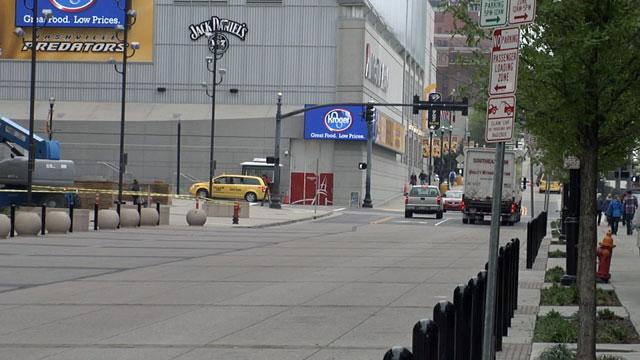 Fifth Avenue, downtown Nashville_41797