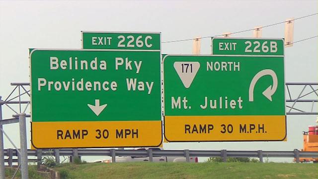 Interstate 40, Belinda Parkway, Mt. Juliet_67671