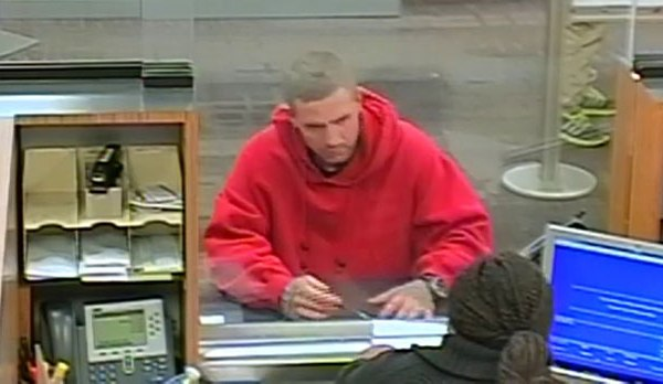 Attempted south Nashville bank robbery suspect_252516