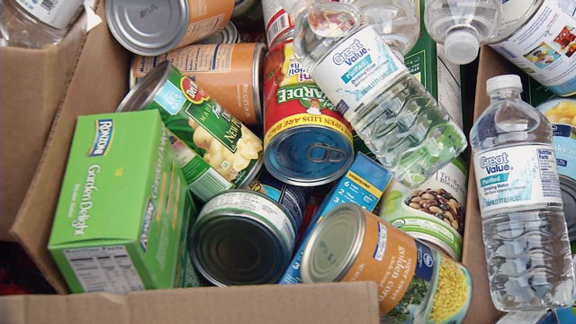 Food Drive, Canned Food_36048