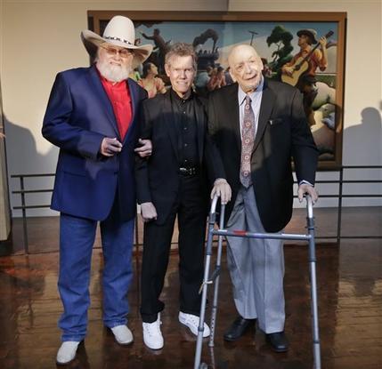 Charlie Daniels, Randy Travis, Fred Foster_270935