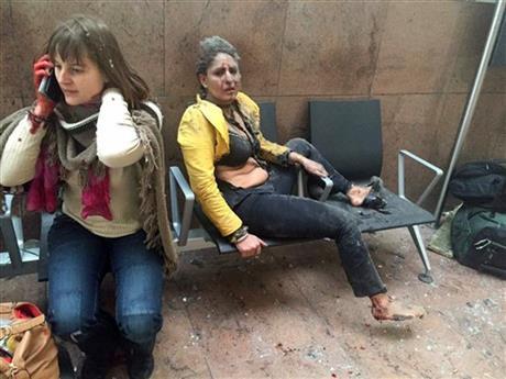 Brussels attacks, Nidhi Chaphekar_269198