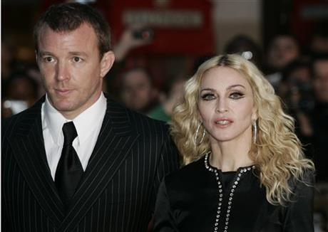 madonna and guy ritchie_268466