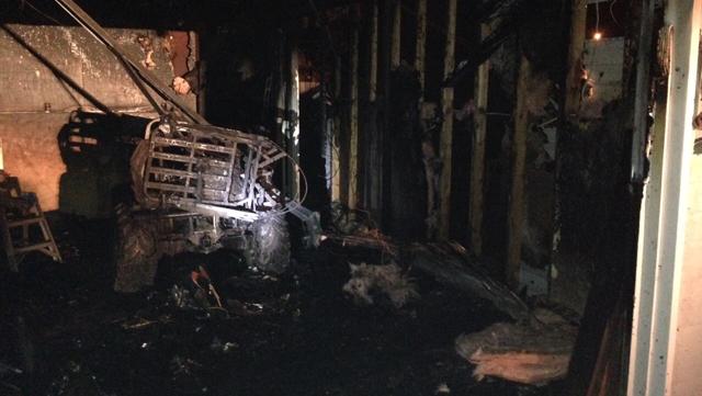 Murfreesboro garage fire_271230