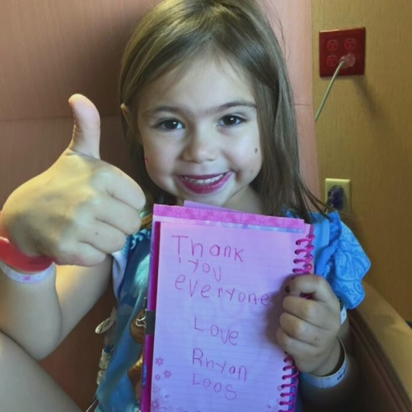 Rhyan Loos battles cancer at Austin Peay State University_264712