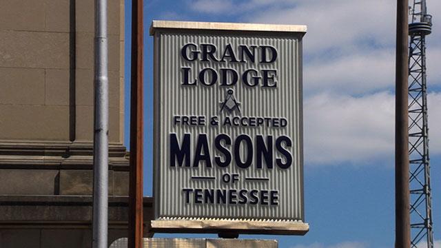 Tennessee Freemasons, Grand Lodge_268569