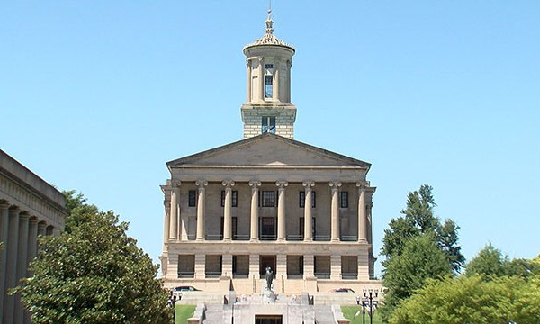Tennessee State Capitol Generic_72394