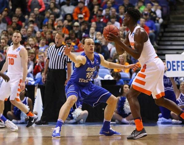 MTSU vs Syracuse NCAA Tournament_268362