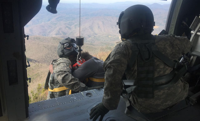 Great Smoky Mountain rescue_271698