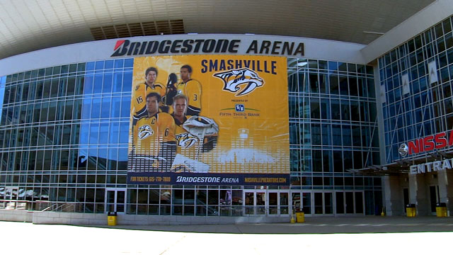 Bridgestone Arena, Nashville Predators Generic_37335