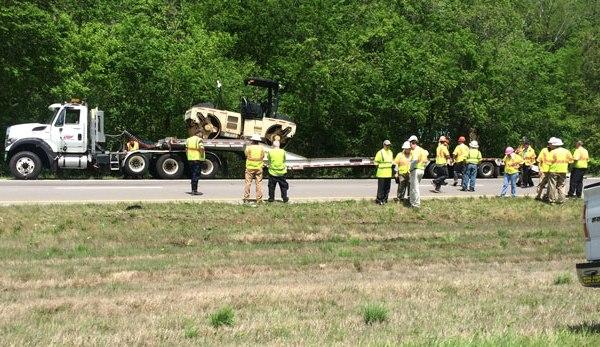 TDOT worker killed in I-40 crash_278695