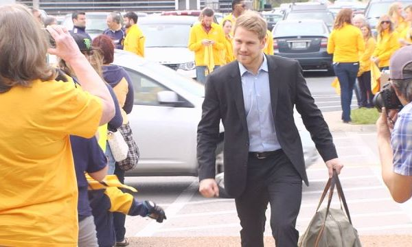 Preds leave for Playoffs_274674
