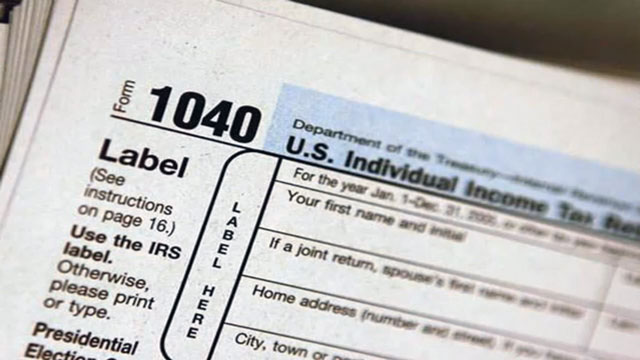 Taxes, IRS Generic_37683
