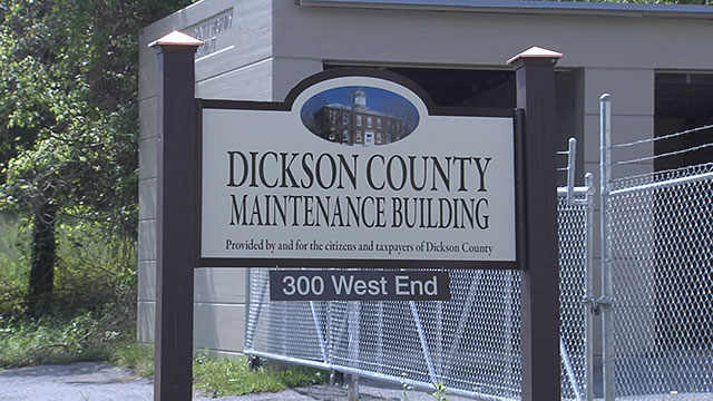 Dickson County maintenance building_278448