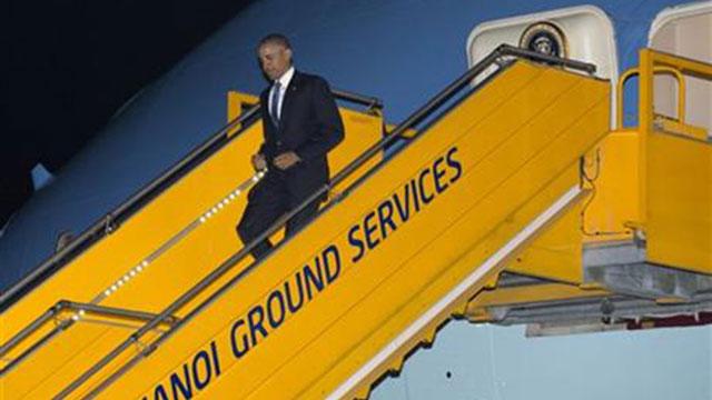 Obama in Asia_285556
