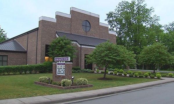 First Baptist Church on Castle Street in Murfreesboro_279847
