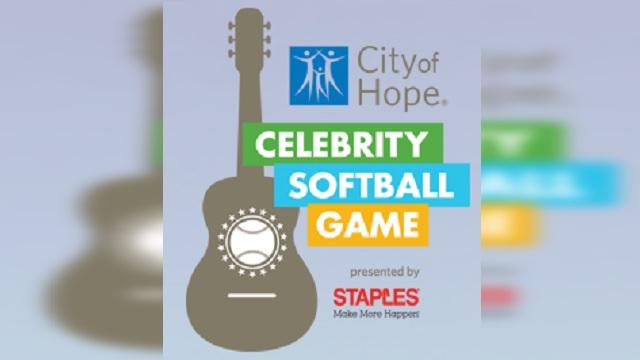 Celebrity Softball Game_289697