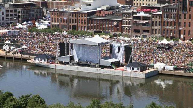 CMA Fest at Riverstage_290414