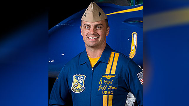 Jeff Kuss, Blue Angels crash in Smyrna_288735