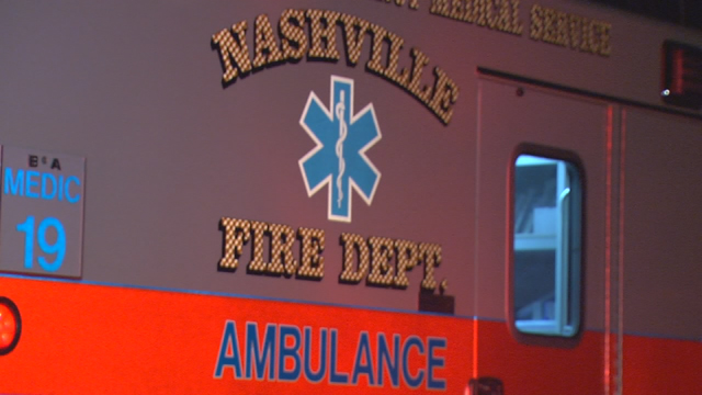 Ambulance Nashville Fire Department generic_234894