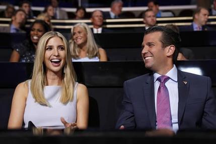Ivanka Trump and Donald Trump Jr._300794