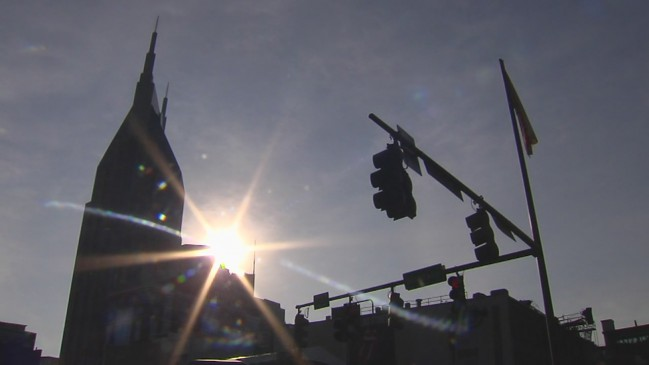 Downtown Nashville Sun Heat Generic_58955