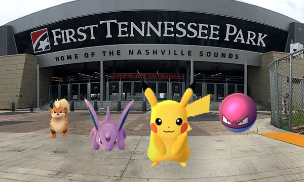 First Tennessee Park Pokemon_301708