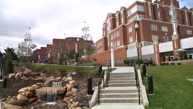 University of Tennessee exterior_293408