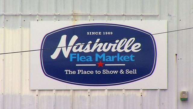 Nashville flea market_307533