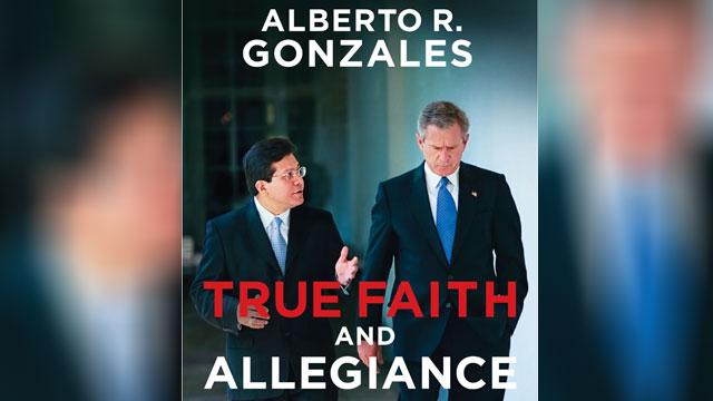 Alberto Gonzales new book_319855