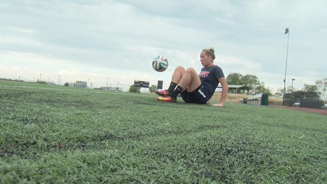 Stephanie Bukovec Belmont goalkeeper_329763