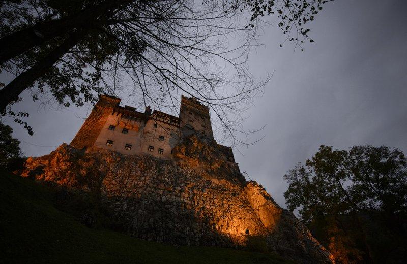 bran castle, Dracula's castle, Transylvania_327123