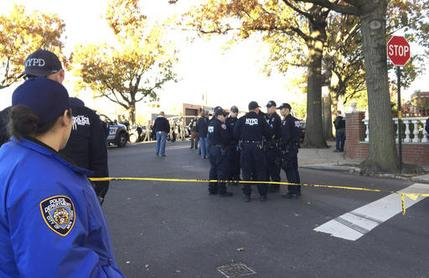 Officers Shot-NYPD_332412