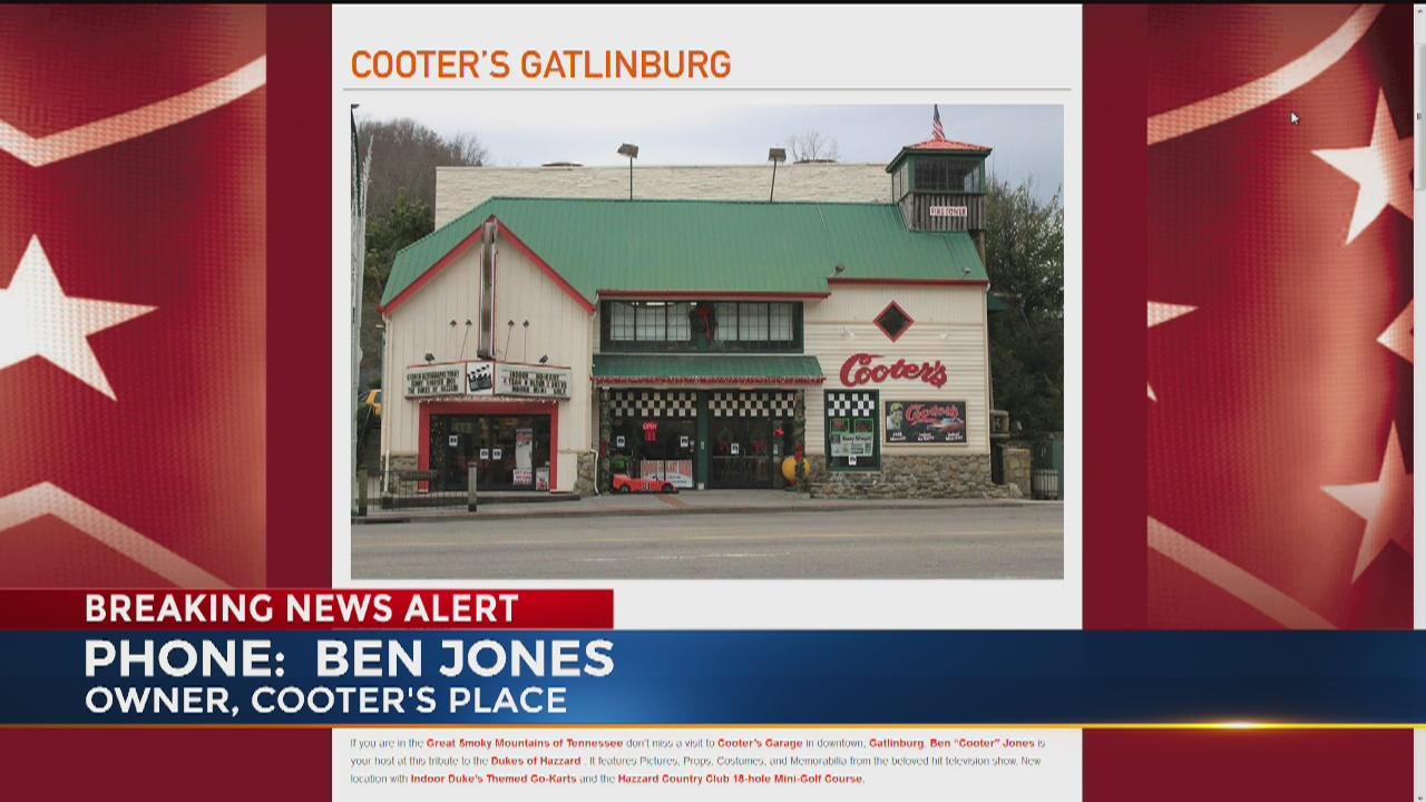 Ben Jones, Cooter's Place_339724