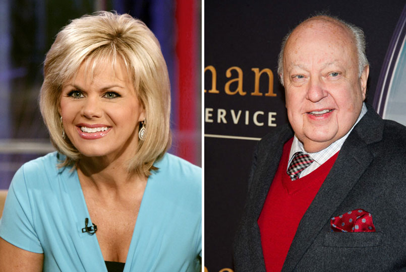 Gretchen Carlson and Roger Ailes_336282
