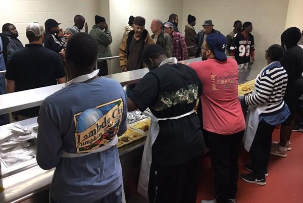 Nashville Rescue Mission Thanksgiving_338513