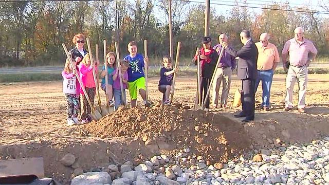 Groundbreaking for Springdale Elementary in Wilson County_331103