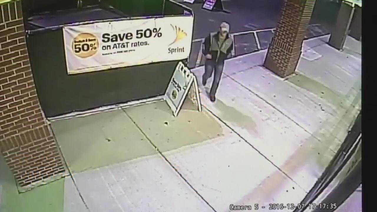 Springfield polite robber_342483