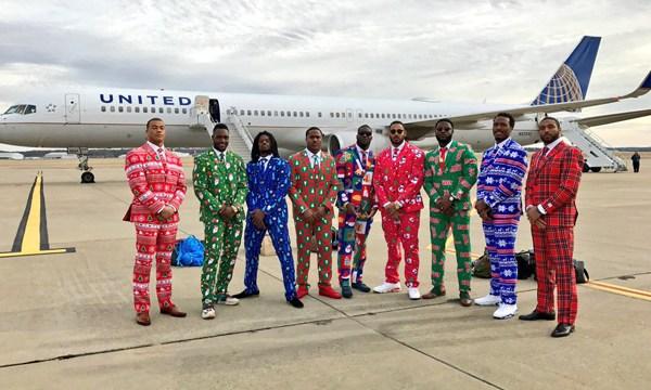 Titans Christmas suits_347494