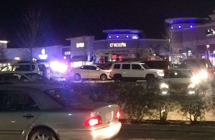 North Carolina mall evacuated_347999
