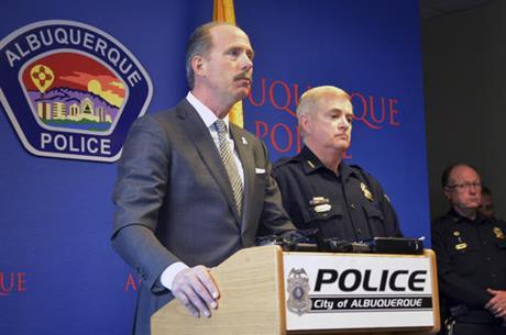 Albuquerque Mayor Richard Berry_343014