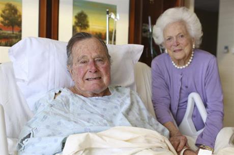 Barbara and George H.W. Bush_357022