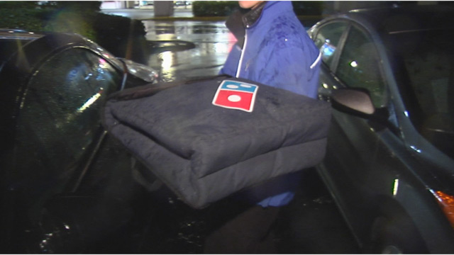 2 Hermitage Domino's pizza delivery drivers robbed_355447