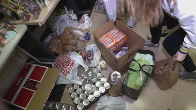 Food 2 Families, Hendersonville High School_328227