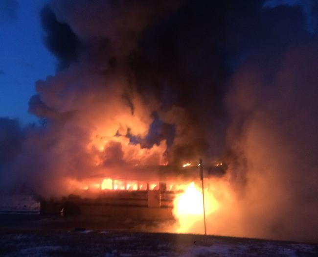 School bus fire alcoa_351806