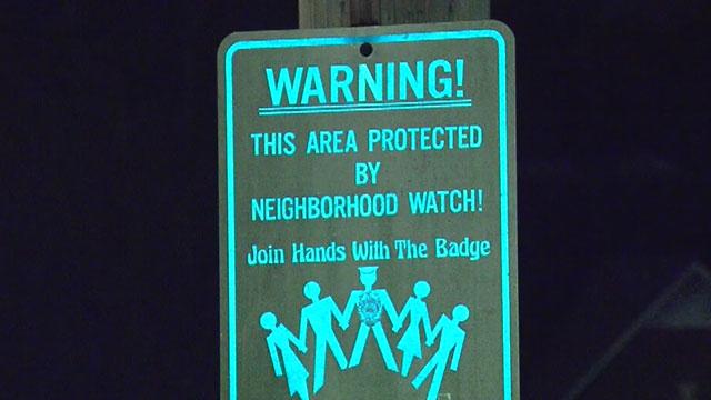 neighborhood watch sign_355366