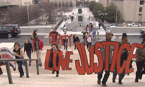 Protest at Tennessee State Capitol_355670
